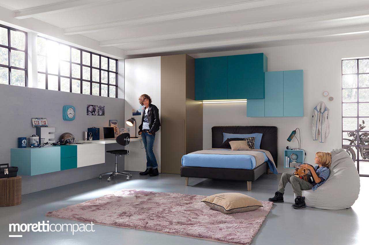 Camere Ragazzi | MorettiCompact