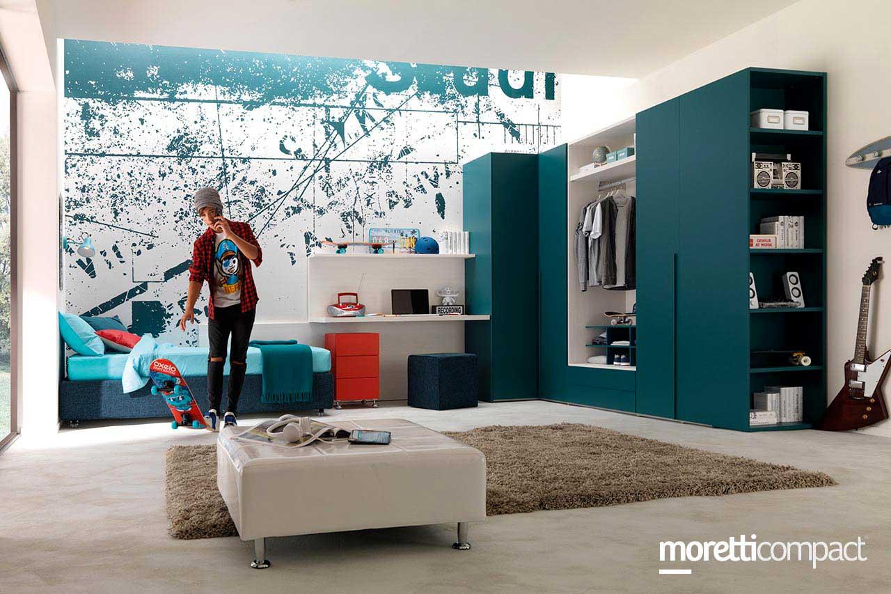 Camerette Moretti Compact | MorettiCompact