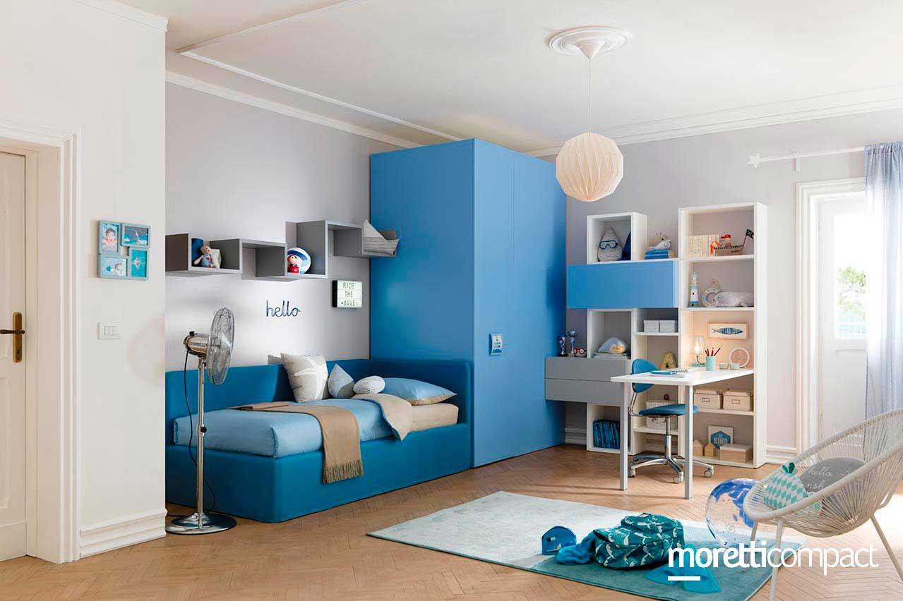 Camerette Bambini Moretti Compact Prezzi.Moretti Compact 2021